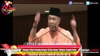 Sokongan Rakyat Terhadap Kerajaan BN Dan Konsep 1Malaysia Semakin Kukuh - Zahid