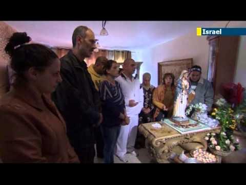 Israeli Virgin Mary Miracle Claims: Israeli Christian Family Says Virgin Mary Statue Sheds Tears
