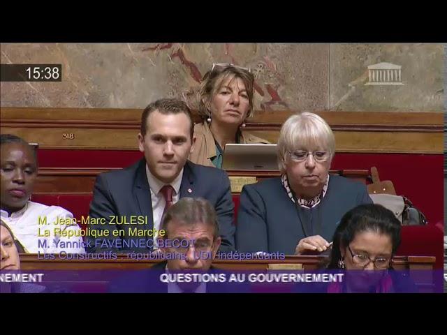 """M. HULOT """"PRÊT À DÉBATTRE DE LA RÉHABILITATION DE L'ÉTANG DE BERRE"""""""