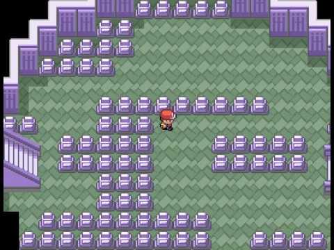 Rpg Maker Vx Pokemon Fire Red Leaf Green Lavender Town Pokemon Tower Youtube