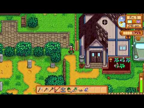 Stardew Valley [3]: Luck Is On Our Side