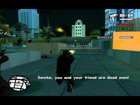 GTA: San Andreas Gameplay PC
