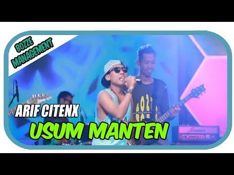 USUM MANTEN - ARIF CITENX [ OFFICIAL MUSIC VIDEO ]