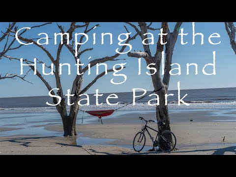 Hunting Island State Park Camping, Beaufort South Carolina. Dolphins, Pelicans, Eagles