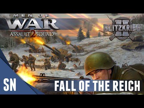 BLITZKRIEG 2 - Men of War: Assault Squad 2 - The Road Home