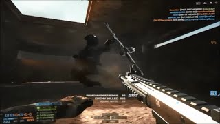 Battlefield 4 Multiplayer Gameplay - Dell Latitude E6520