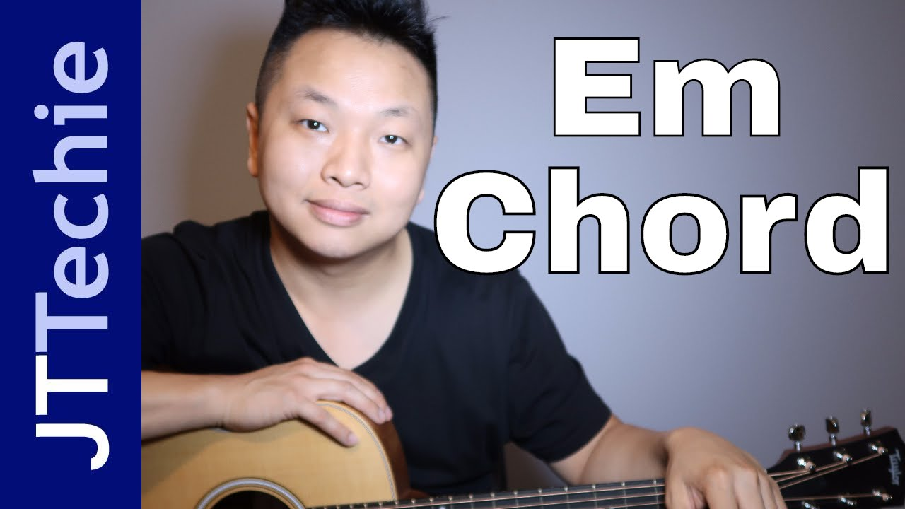 How to play the em chord on guitar image collections guitar how to play em chord on acoustic guitar e minor chord youtube how to play em hexwebz Choice Image