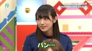 パクリ企画を懇願する志田愛佳とパンの具になりたい渡辺梨加 keyaki.CH ...