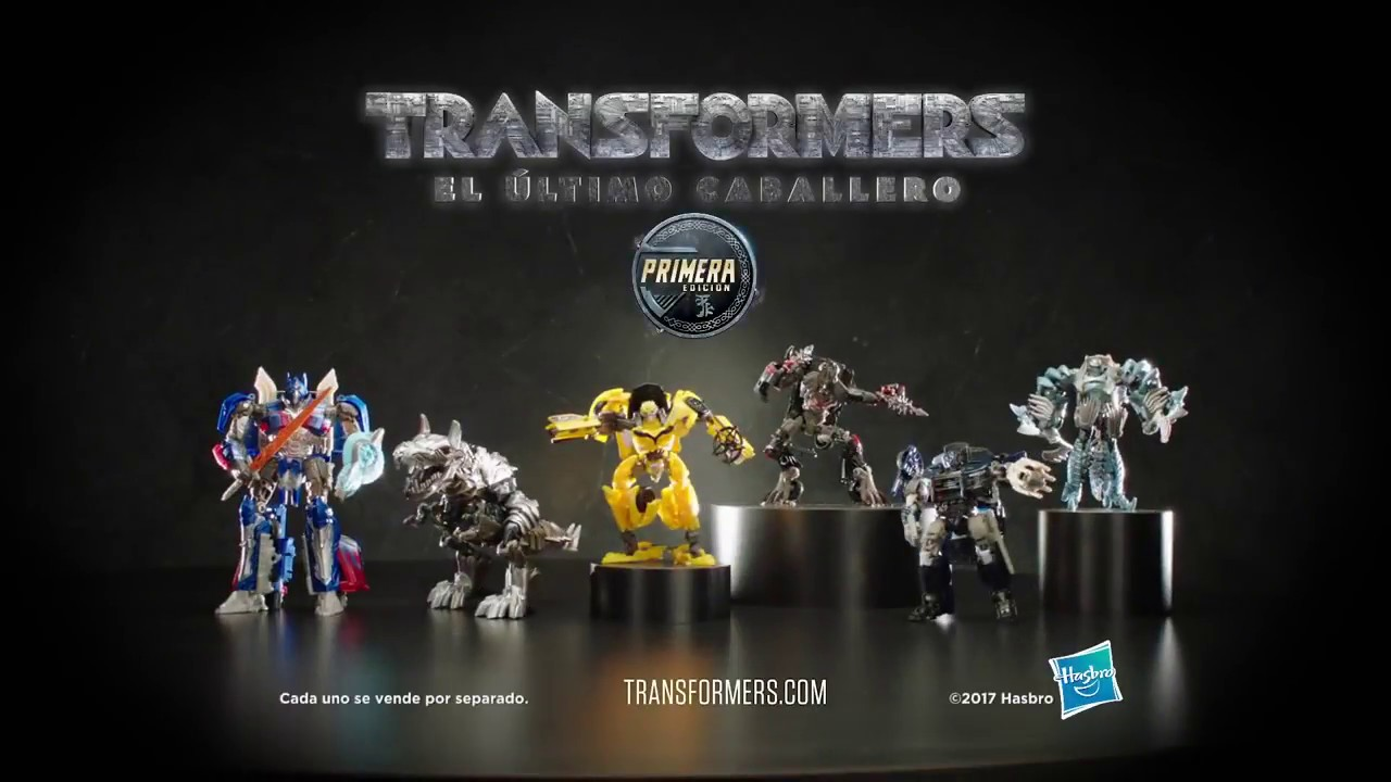 Transformers de la última edición Premier Caballero Deluxe Bumblebee Figura