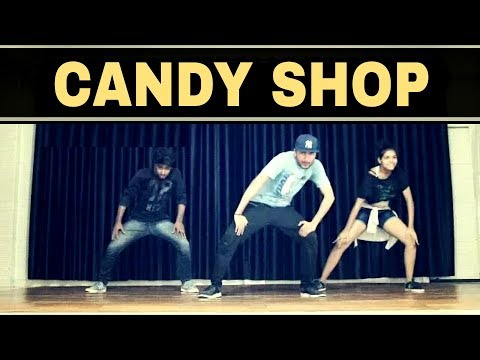 Beginners Routine | CANDY SHOP | 50 cent | Dance Choreography