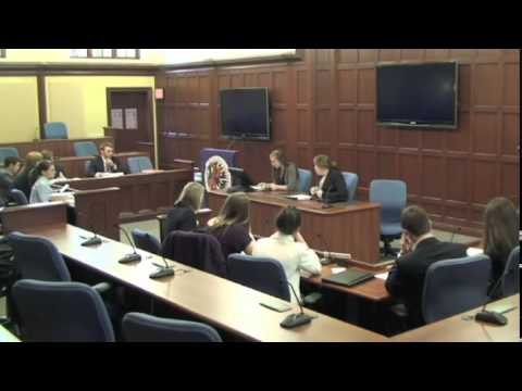 Model OAS Committee Procedure Training Video