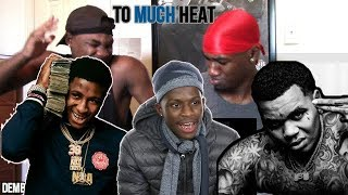 YoungBoy Never Broke Again - I Am Who They Say I Am (featuring Kevin Gates And Quando Rondo)Reaction