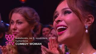 """Comedy Woman"" no 5.novembra STV!"