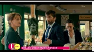 Behind The Scenes Look At Series 3 Of Broadchurch