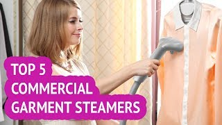 5 Best Commercial Garment Steamers  Reviews