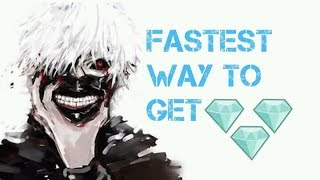 How To Earn Gems Fast! / Anime Tycoon / Roblox