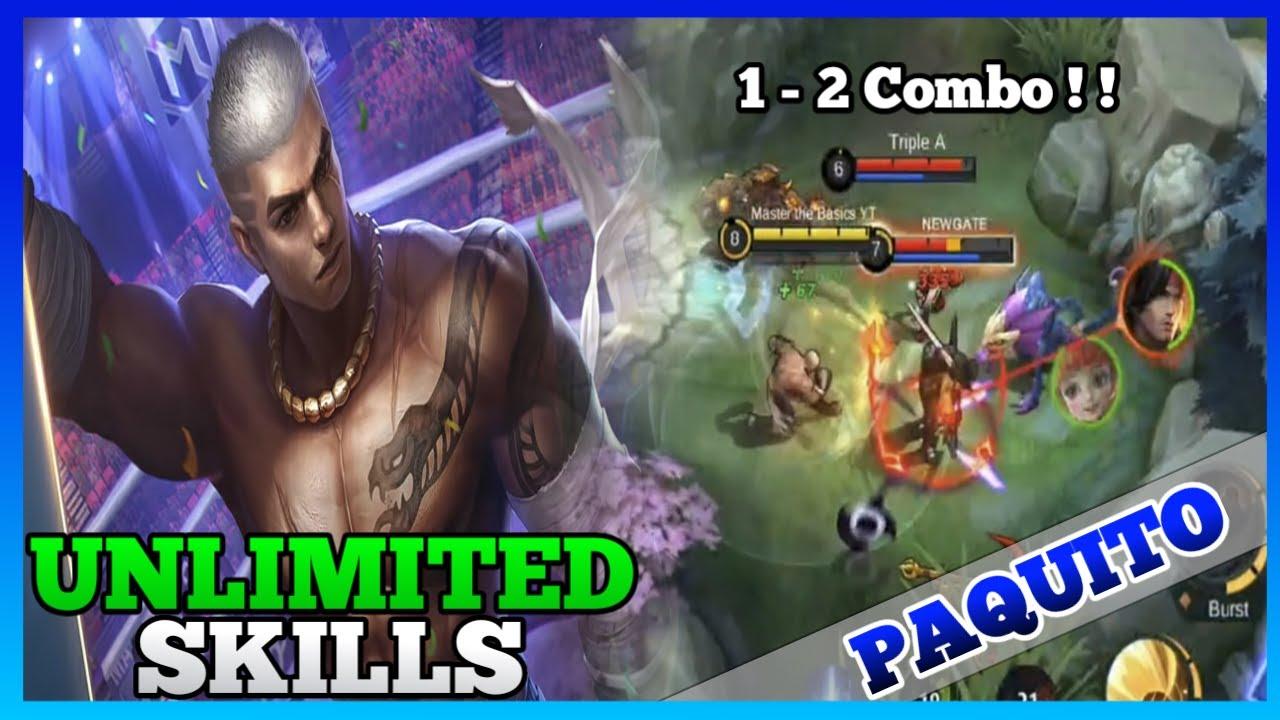 How to use the New Hero Paquito | Master the Basics | Paquito Gameplay | MLBB