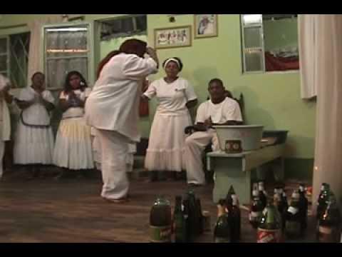 Umbanda de Caboclo - Mãe Ieda do Ogum