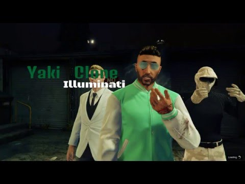 Yaki Clone Illuminati
