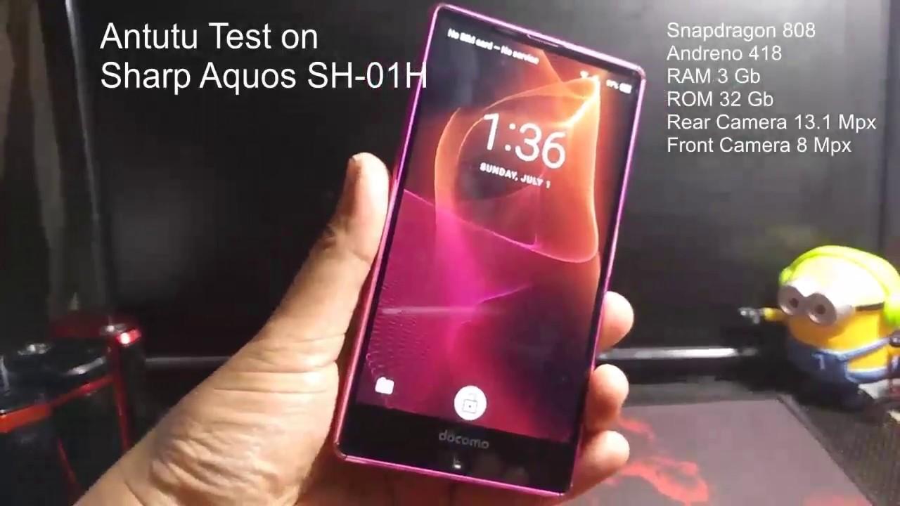 Sharp Docomo SH-01H Aquos Zeta: specifications, photos