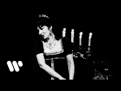 Maria Callas Sings Puccini: Tosca - 'Vissi D'Arte' At Covent Garden 1964