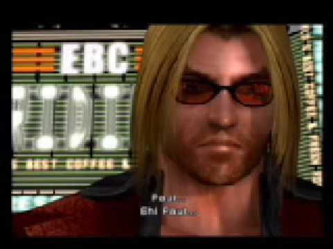Tekken 4 Paul S Ending Youtube