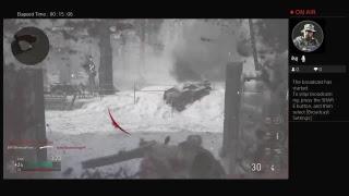 Playing Call of Duty world war 2  {PS4 Stream}{All Night Stream}