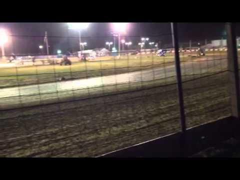 Caleb Rybolt Miami County Speedway 04/19/2014