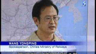 35 dead on the high-speed trains crash at China - 24Jul2011