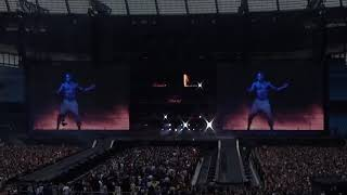 beyonce flawless feeling myself on the run 2 tour live in manchester 130618