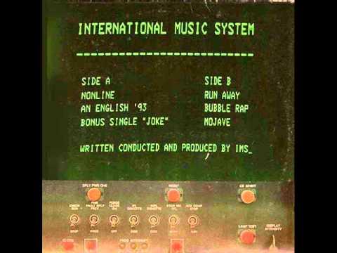 International  System - An english &39;93