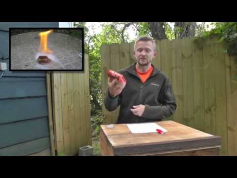 Esbit Solid Fuel Tablets Review  - The Outdoor Gear Review