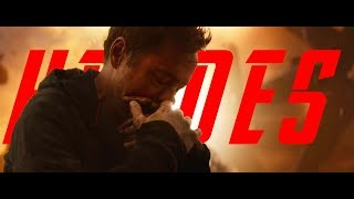 Avengers: Infinity War Music Video - Heroes ᴴᴰ