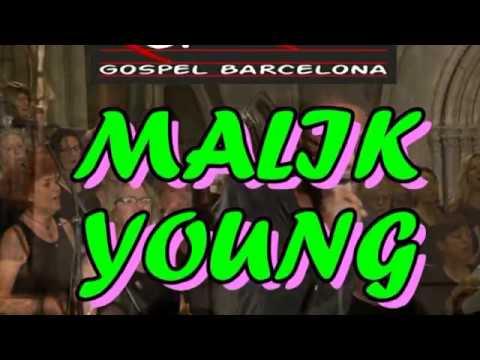 GOSPEL CONCERT MALIK YOUNG 28 maig 2017