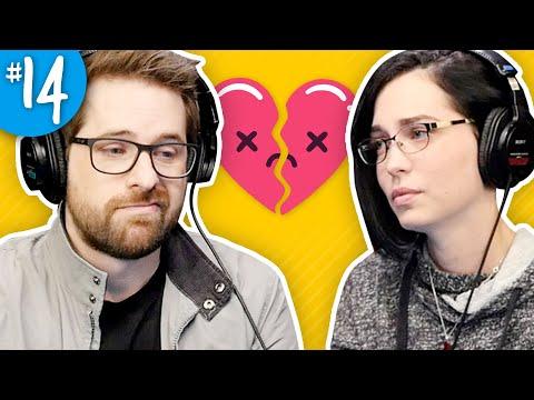 WHY WE BROKE UP w/ Ian & His Ex-Girlfriend Pamela Horton - SmoshCast #14