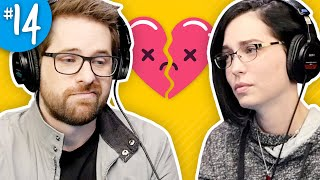 WHY WE BROKE UP w/ Ian & His Ex-Girlfriend Pamela Horton - SmoshCast #14