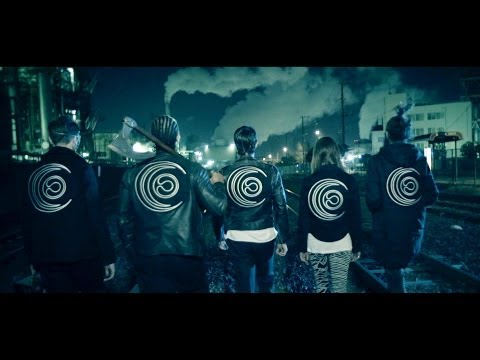 "Crossfaith - ""The Evolution"" Official Music Video"