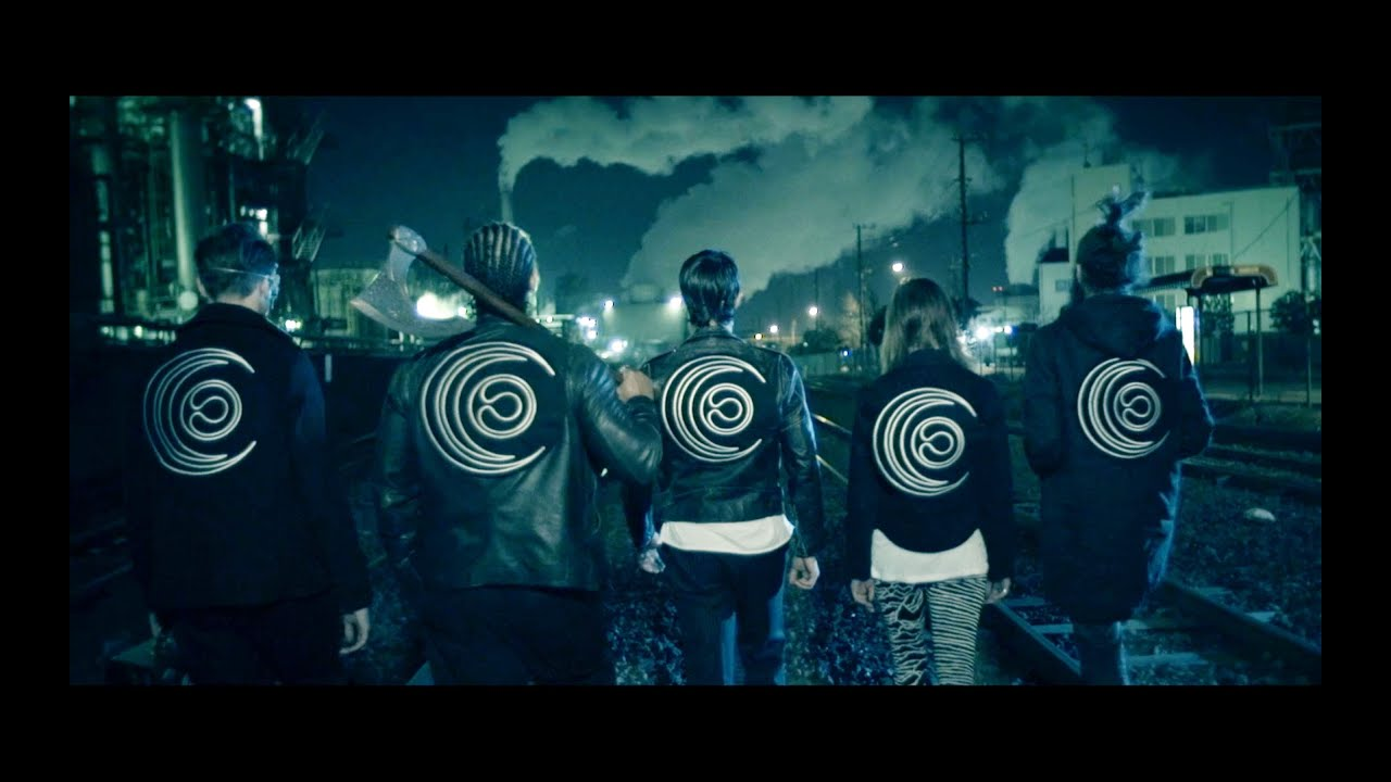Crossfaith The Evolution Official Music Video Youtube