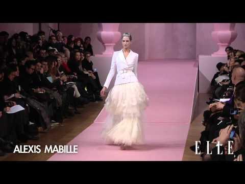 Alexis Mabille – Fashion show – été 2013