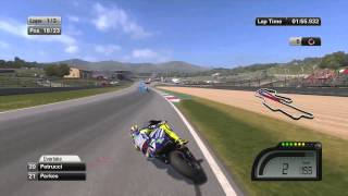 MotoGP 14 Demo Gameplay (Xbox 360)