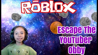 Roblox Escape The Evil Youtubers Obby| ROBLOX GAMING GIRL
