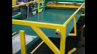 Линия поперечной резки металла ООО Шаталов