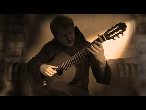 The Hobbit - Misty Mountains Cold (Acoustic Classical Fingerstyle Guitar Cover)