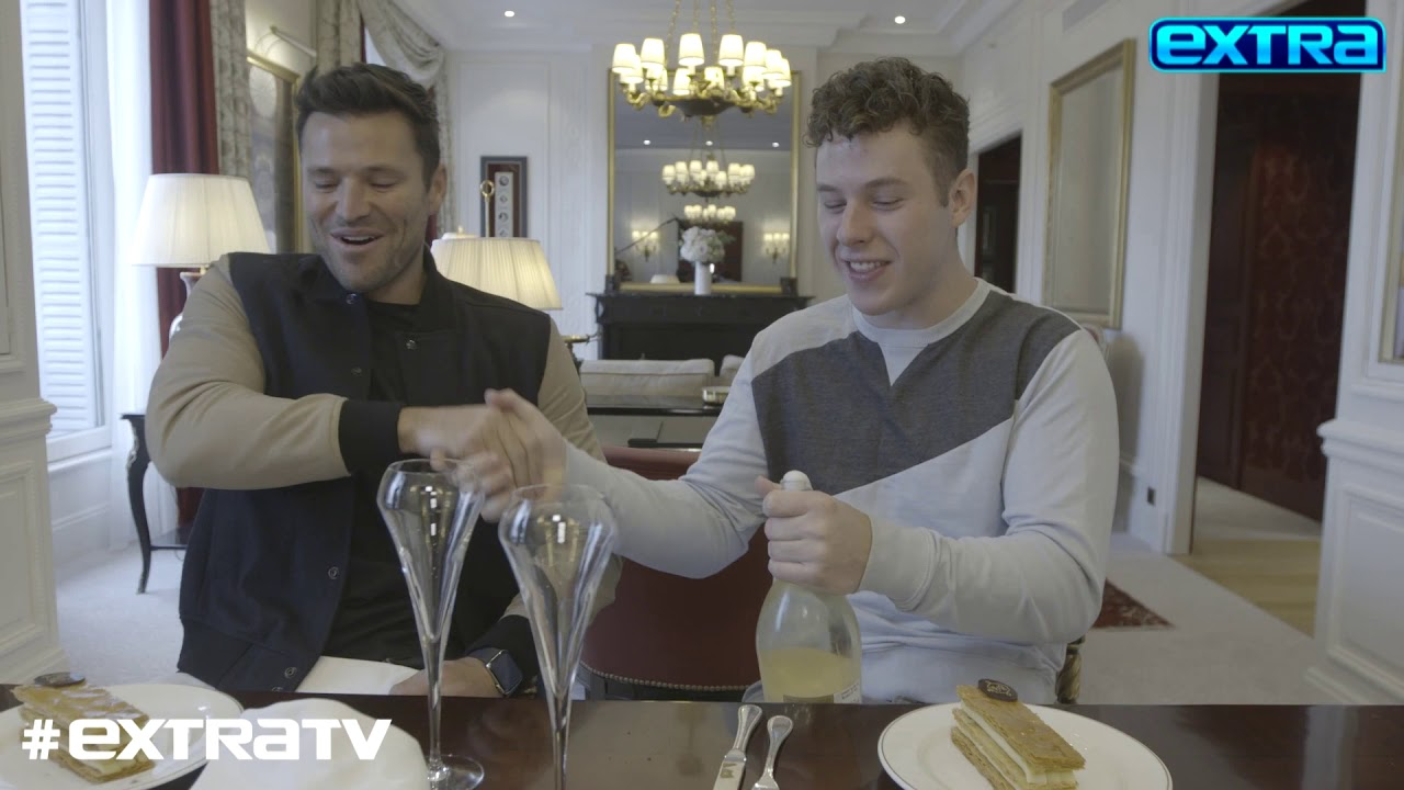 'Lifestyles of the Rich & Famous' Goes to Paris with Nolan Gould