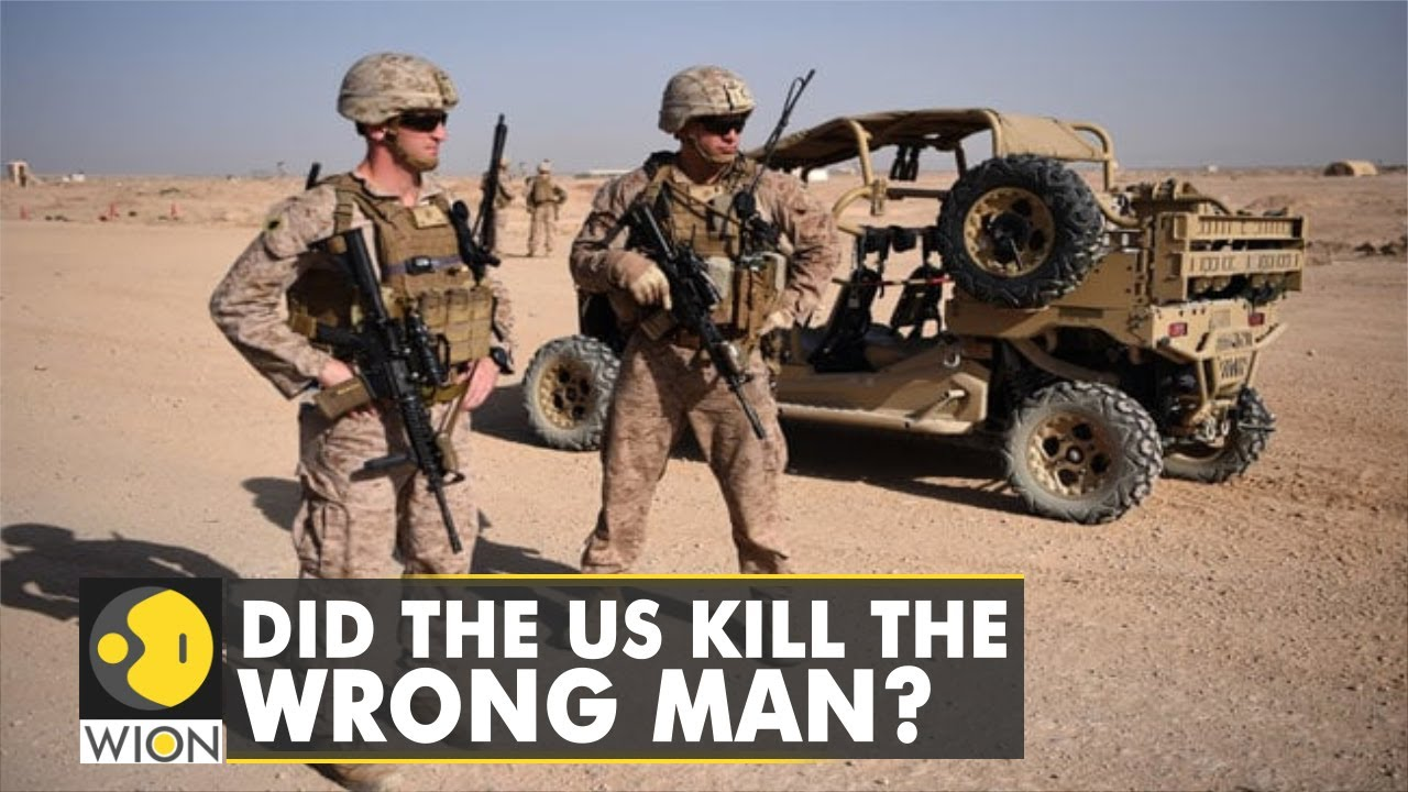 Download US strike wipe out Kabul family, brother says   Afghanistan   Latest World English News   WION News