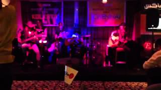 live in dubai with nice boys gnr tribute band don t cry acoustic cover