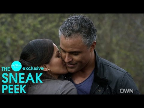"illusion.buzz | EXCLUSIVE GREENLEAF SNEAK PEEK ""Grace and Darius (Rick Fox) kiss"""