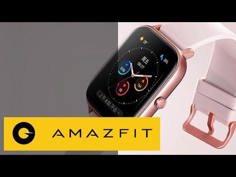 ОБЗОР   Смарт часов Amazfit GTS