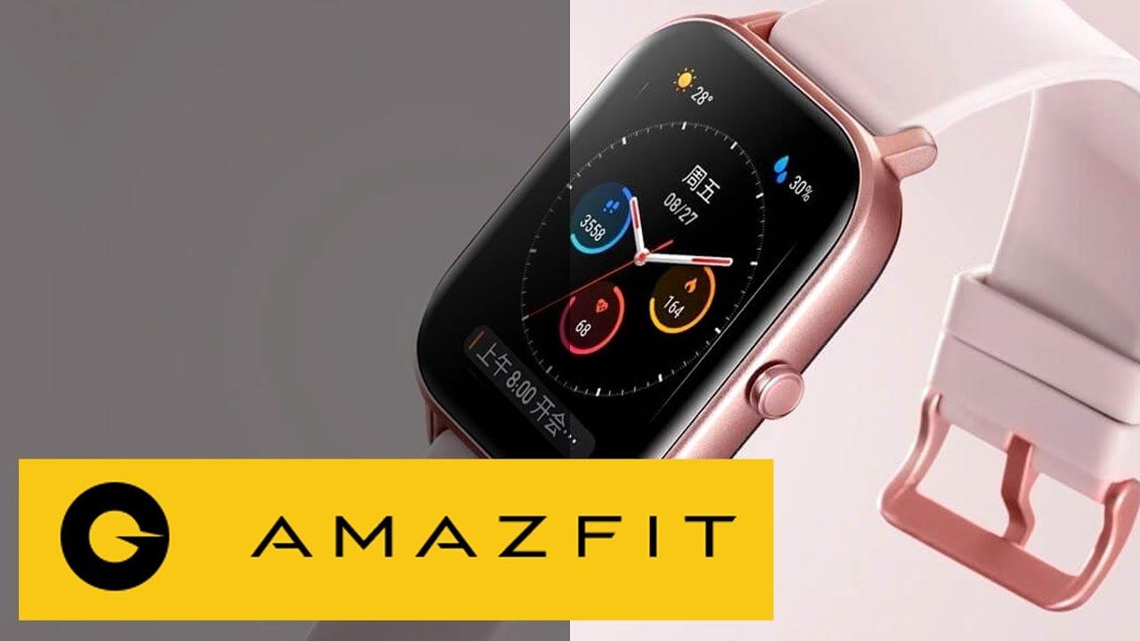 ОБЗОР | Смарт часов Amazfit GTS