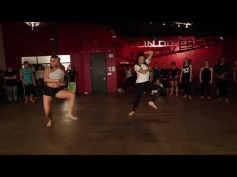 Maddie Ziegler & Kalani Hilliker | Shape Of You | @BlakeMcgrath Choreography
